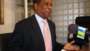 Reginald Mengi, a Tanzanian industrialist and media tycoon