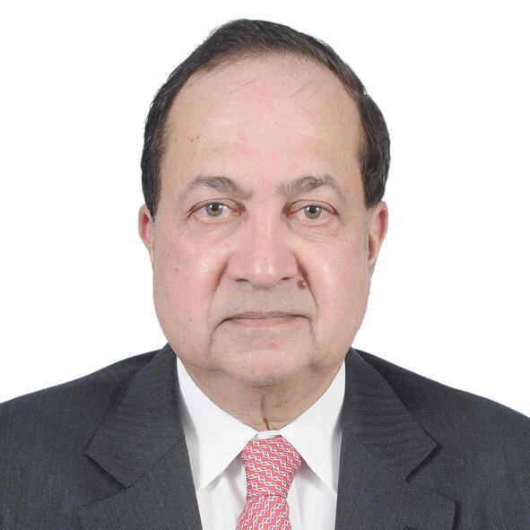 Patron de presse, N. Ram est l'éditeur du quoitidien indien «The Hindu».