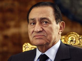 Tsohon shugaban kasar Masar Hosni Moubarak