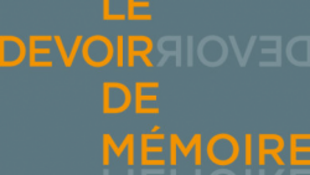 «Le devoir de mémoire», de Sébastien Ledoux.