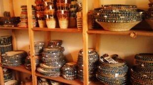 Shughuli za sanaa za ufumaji imewainua kina mama kiuchumi huko Ngara Tanzania