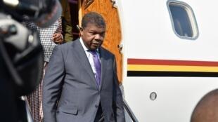 João Lourenço, Presidente de Angola. 28 de Novembro de 2017.