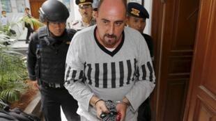 O Tribunal Administrativo de Jacarta, rejeitou o recurso para evitar a execução do francês Serge Atlaoui.