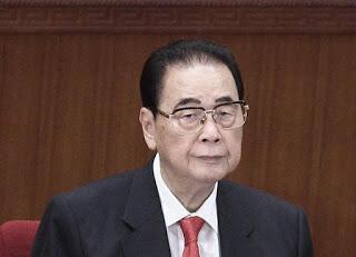 前中國總理李鵬