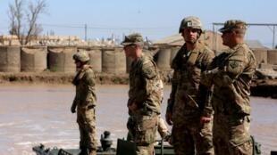 Marekani ina wanajeshi 5,200 nchini Iraq (picha ya kumbukumbu).