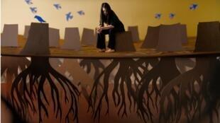 illustration éco-anxiété eco anxiety environnement