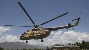 Trực thăng Nga MI-17 của quân đội Pakistan. Năm 2013, Mỹ có mua trực thăng Mi-17 của tập đoàn Nga Rosoboronexport để cung ứng cho lực lượng an ninh Afghanistan.