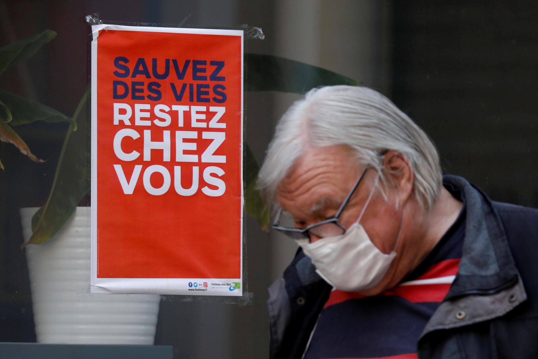 2020-04-01 france coronavirus confinement masques