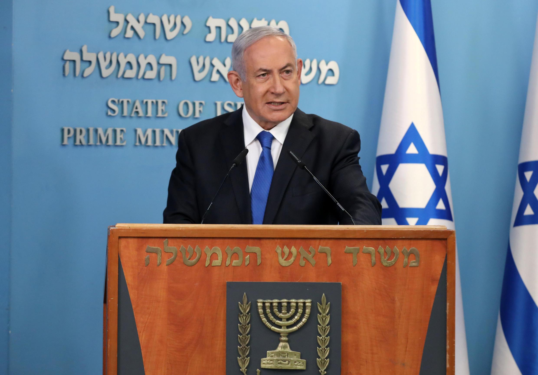 Premier Ministre Israélien Benyamin Netanyahu