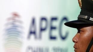 亚太经合组织会议2014年11月5日在北京登场。