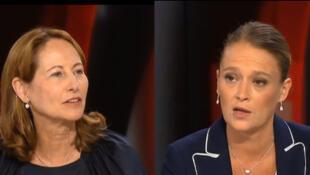 Ségolène Royal et Olivia Grégoire, invitées de Mardi politique.