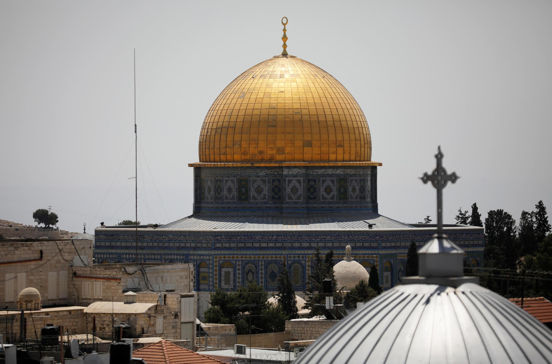 Israelenses e palestinos reivindicam Jerusalém como capital de seus Estados.