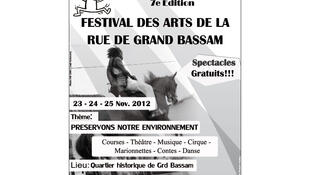 Cette année, le thème du FAR de Bassam en Côte d'Ivoire est «préservons notre environnement».