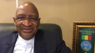 L'ex-Premier ministre malien Soumeylou Boubeye Maïga.
