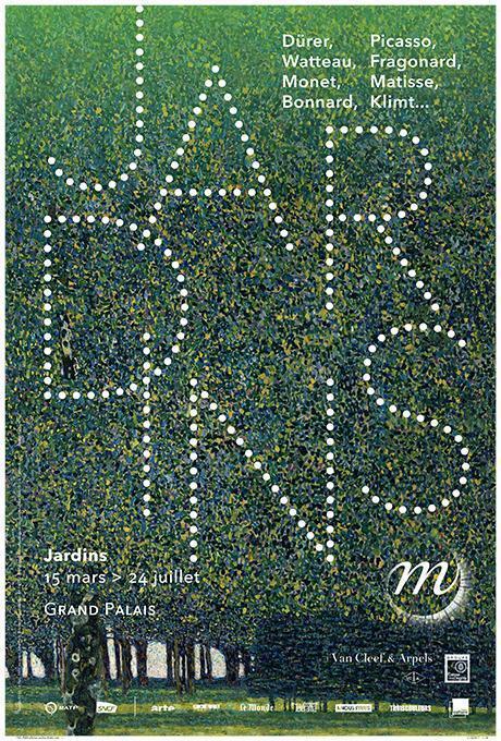 """La exposicion """"Jardins"""" muestra otra faceta de estos espacios"""