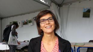 Sophie Lubac travaille à l'Institut Technique de l'Aviculture.