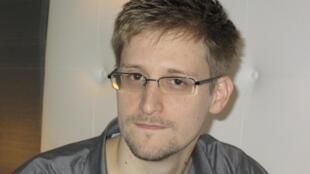 O consultor Edward Snowden