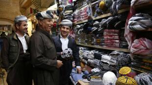 بازار اربیل، مرکز اقلیم کردستان عراق