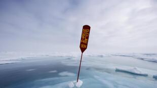 Vincent Grison partira avec son canot pour rejoindre la banquise qui borde le Groenland, qu'il compte explorer durant 1 mois.