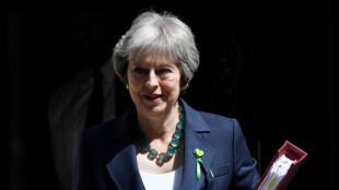 L'avenir du NHS est crucial pour celui de Theresa May.