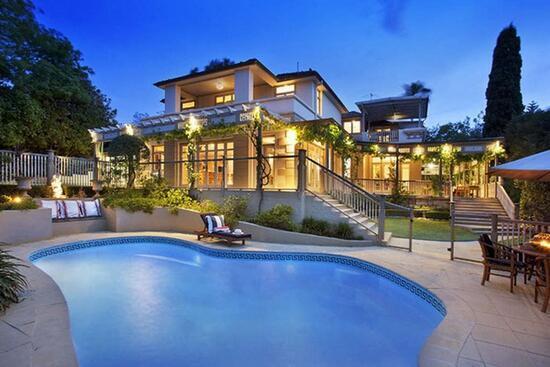 澳大利亚豪宅广告
