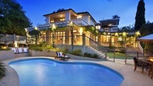 澳大利亞豪宅廣告