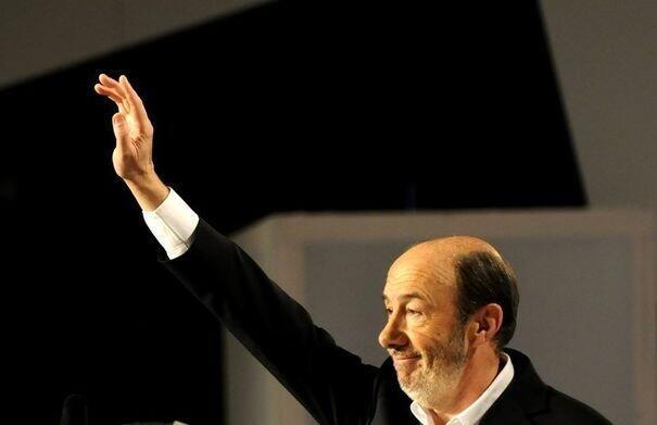 Альфредо Перес Рубалькаба, бывший вице-президент правительства социалистов Испании