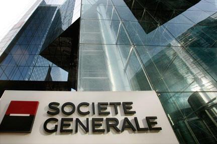 4 ngân hàng Pháp tham gia vào cuộc trắc nghiệm (Reuters)