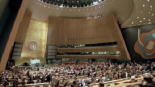 Assembleia Geral das Nações Unidas.