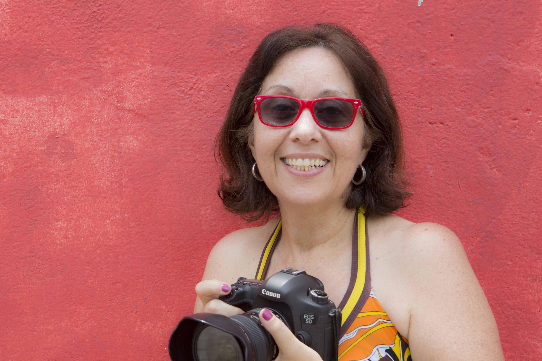 A fotógrafa Rosa Gauditano fala sobre seu percurso.
