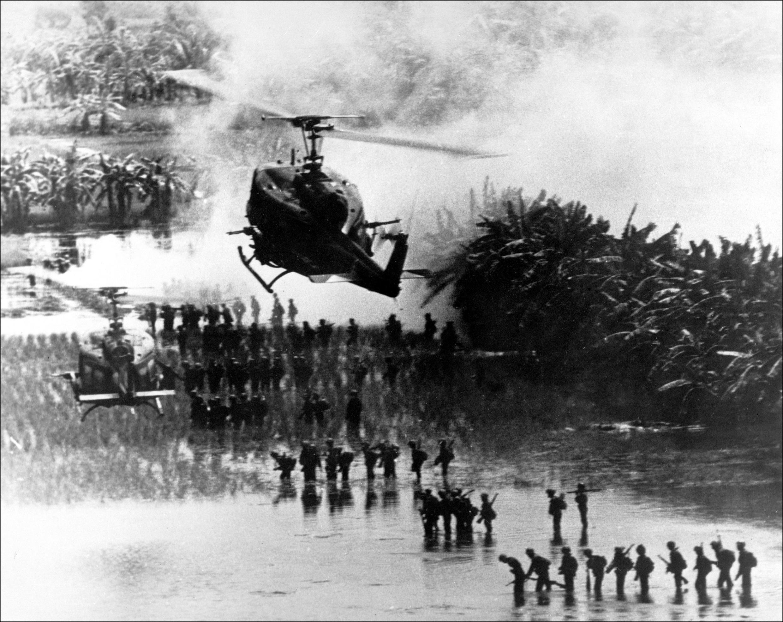 Estados Unidos utilizó el Agente Naranja durante una década en su guerra en Vietnam, Laos y Camboya