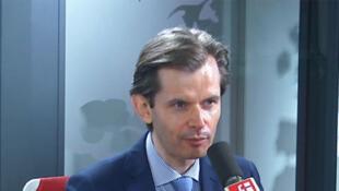 Guillaume Larrivé, secrétaire général délégué des Républicains (LR).