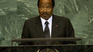 Paul Biya briguera, le 9 octobre 2011, un sixième mandat.