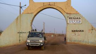 Des hommes armés à moto s'en sont pris à des civils dans une localité près de Ménaka, dans le nord du Mali (image d'illustration).