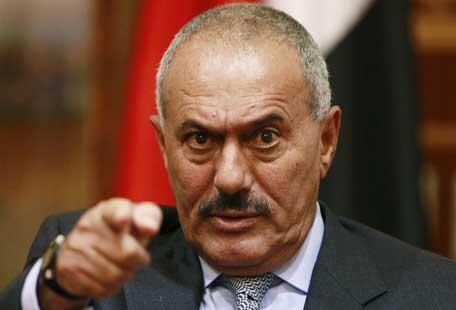 عبدالله صالح ، رئیس جمهوری سابق یمن