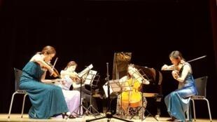Festival de musique de chambre de Jeonju («Jeonju Vivace» 2019). Corée du Sud.