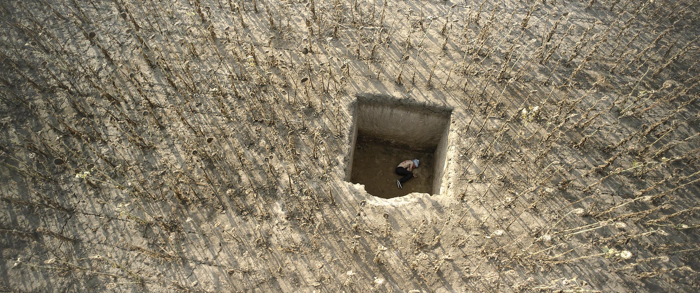 Кадр из фильма «Вулкан»