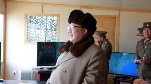 朝鮮領導人金正恩,韓國指有跡象顯示朝鮮或將再次核試