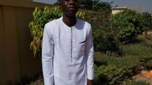Mahamadi Tassembedo, directeur général du Centre national de la propriété industrielle du Burkina Faso.
