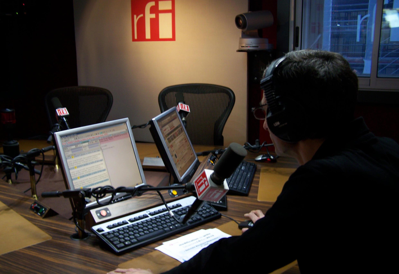 Soirée spéciale élections régionales 2010 sur RFI.