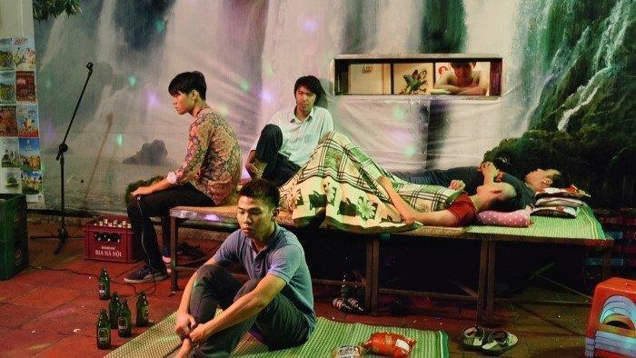 """Một cảnh trong phim ngắn """"Thành phố khác"""" của đạo diễn Phạm Ngọc Lân"""