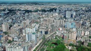 Dacca, au Bangladesh.