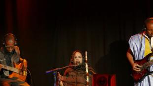 Noura Mint Seymali à RFI.