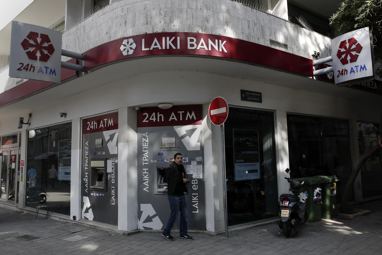 Toutes les banques chypriotes vont rouvrir jeudi 28 mars, mais les retraits seront limités à 300 euros par jour.