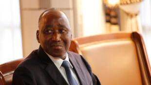 Katibu mkuu wa Ofisi ya rais nchini Cote d'Ivoire, Amadou Gon Coulibaly, ateuliwa na  Alassane Ouattara kwenye nafasi ya waziri Mkuu, Januri 10, 2017.