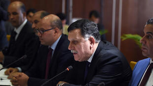 Shugaban riko na Gwamnatin hadaka na Libya  Fayez el-Sarraj