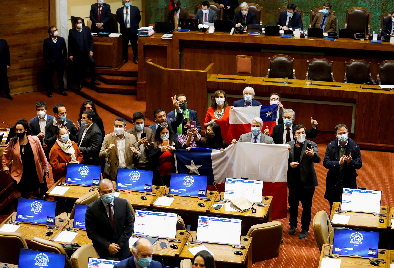 Chile réforme retraites juillet 2020