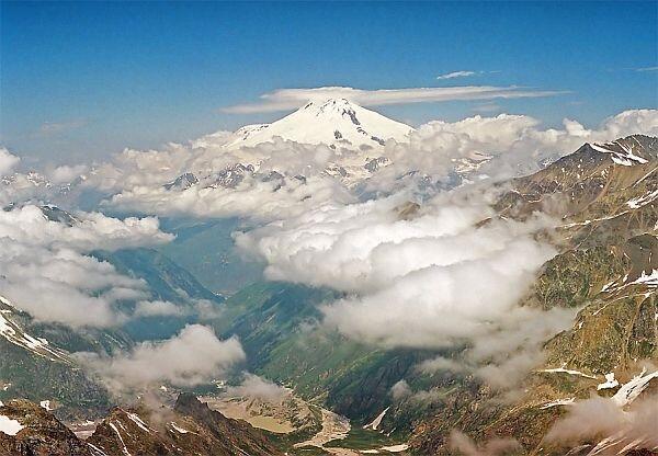 Эльбрус - жемчужина Кавказа