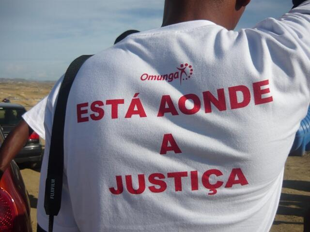Angolanos previram manifestações contestando o regime de José Eduardo dos Santos.