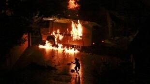 Confrontos nas ruas da Turquia